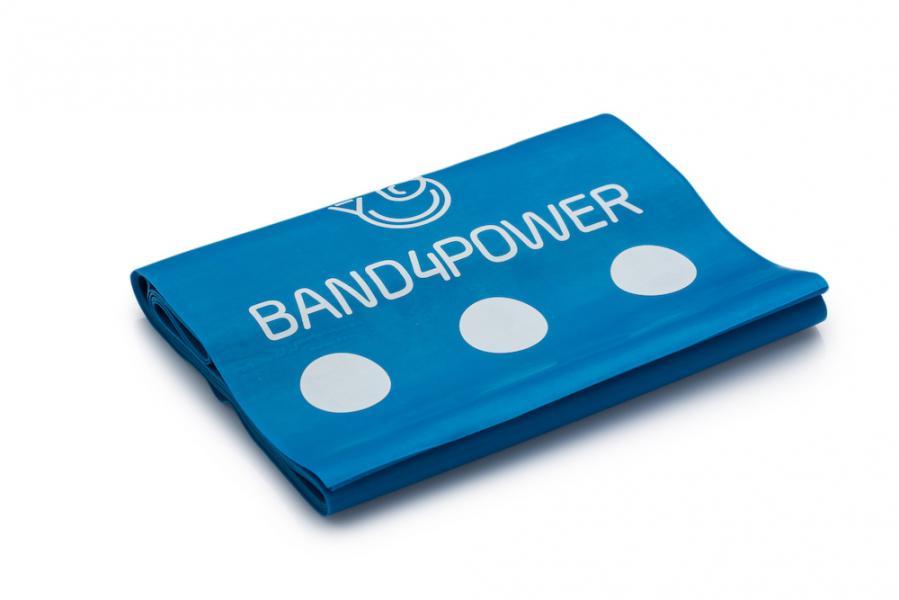 Лента для фитнеса 2.5 метра, сильная нагрузка Band4Power