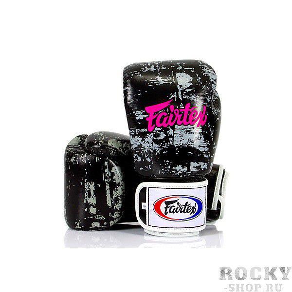 Боксерские перчатки Fairtex BGV1 DARK CLOUD, 16 OZ Fairtex