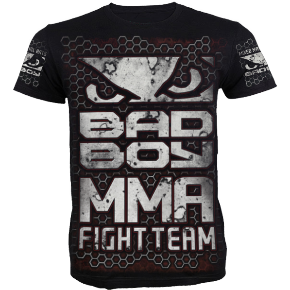 Футболка Bad Boy Fight Team Bad Boy