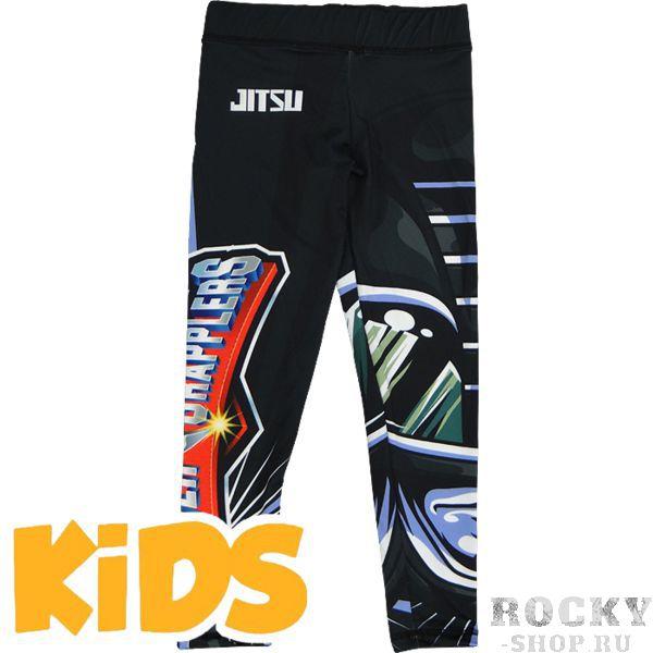 Купить Детские компрессионные штаны Jitsu Power Grapplers (арт. 17752)