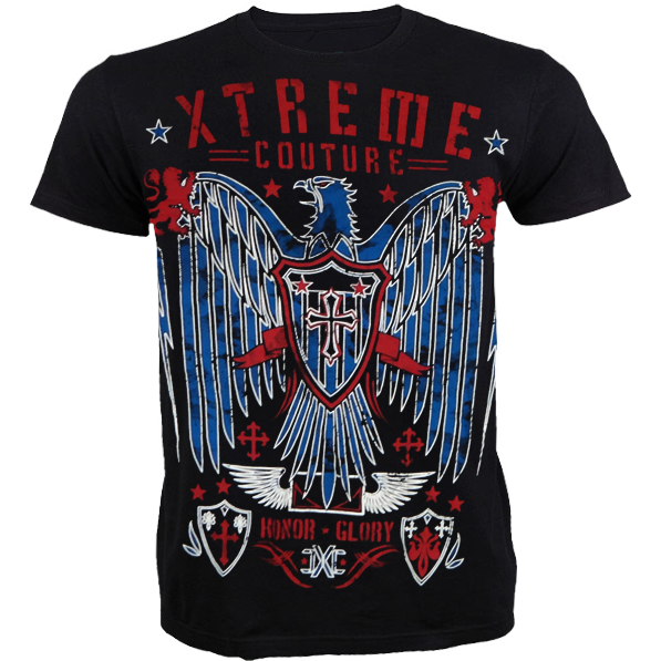Купить Футболка Xtreme Couture Fight Or Flight by Affliction (арт. 17775)