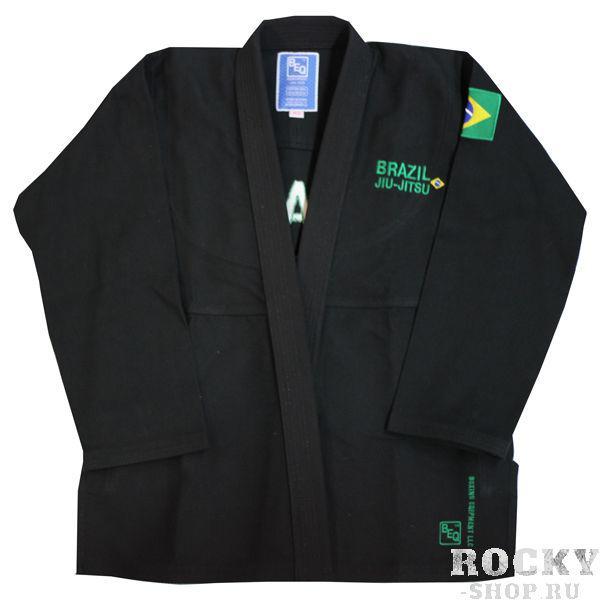 Кимоно для BJJ Brazil BEQЭкипировка для Джиу-джитсу<br>Кимоно для Бразильского Джиу-ДжитсуМатериал:- Куртка - Хлопок 420 гр. ;- Брюки - Рипстоп 8 унций (приблизительно 240 гр. )- Цвет черный<br><br>Размер: А3
