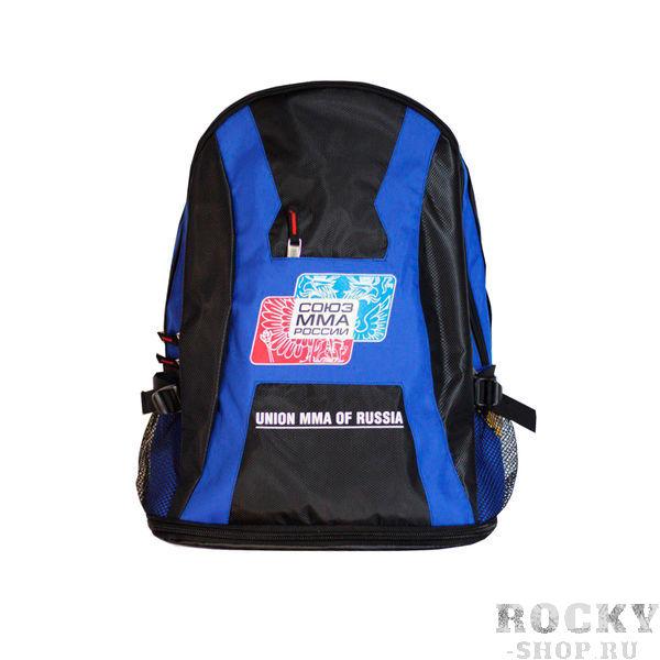 Рюкзак Union Союз ММА России BEQСпортивные сумки и рюкзаки<br>Удобный и вместительный рюкзак с официальной символикой Союза ММА России.<br>