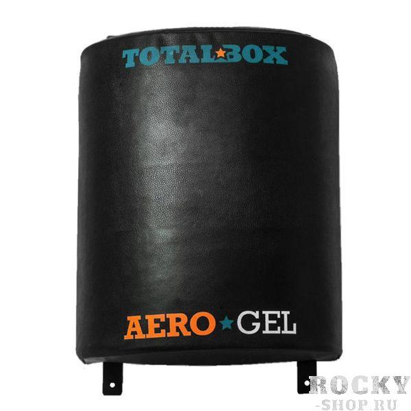 Подушка настенная TOTALBOX AEROGEL гелевая AquaboxСнаряды для бокса<br>натуральная кожа (KRS);цвет: черный;рабочее тело - комп. состав на гелевой основе/воздух;ширина - 50 см;высота - 60 см;толщина - 30 см<br>Изделие выполнено из высококачественной натуральной кожи, а благодаря наличию композитного гелиевого состава обеспечивается идеальная амортизация с сохранением реалистичности ощущений. Надежная задняя панель позволяет надежно закрепить снаряд на стене.<br>