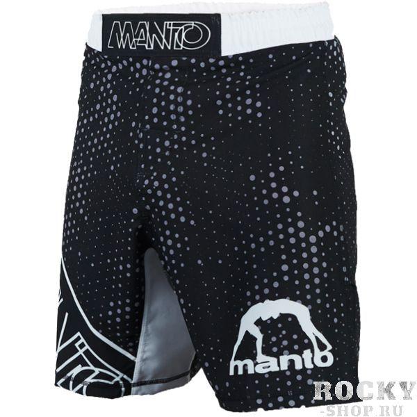 Шорты Manto Dots MantoСпортивные штаны и шорты<br>Шорты Manto Dots. Данные шорты отлично подойдут для работы в партере и в стойке, для занятий мма, грепплингом, тайским боксом, кроссфитом и работой с железом. Великолепный вариант для проф. боёв и тренировок. Не сковывают движений бойцу. Материал скользящий, не сковывает движений бойцу. Так же свобода движений обеспечивается за счёт эластичной вставки в промежности. Удерживаются шорты с помощью липучек на фронтальной части мма шорт, а так же благодаря шнурку, спрятанному во внутренней части пояса. Состав: полиэстер и эластан. Уход: машинная стирка в холодной воде, не отбеливать.<br><br>Размер INT: XL