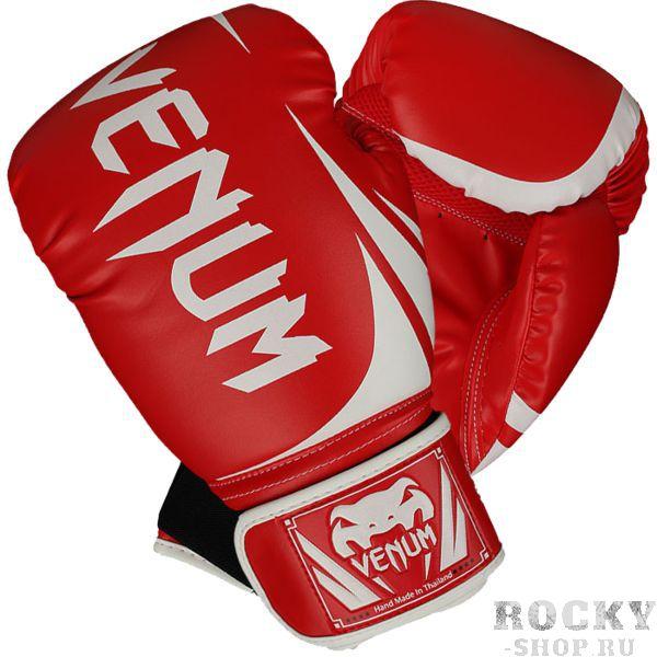 Купить Боксерские перчатки Venum Challenger 2.0, red 12 oz (арт. 17931)