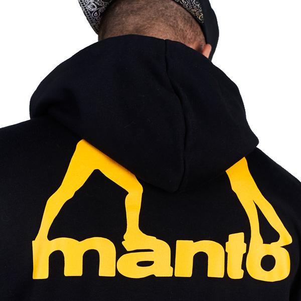 Толстовка Manto Combo MantoТолстовки / Олимпийки<br>Толстовка Manto Combo. Кофта с капюшоном. На фронтальной части кофты расположен карман-кенгуру. Плотная и теплая кофта! В меру простая, но очень стильная толстовка! Состав: 100% хлопок.<br><br>Размер INT: XL