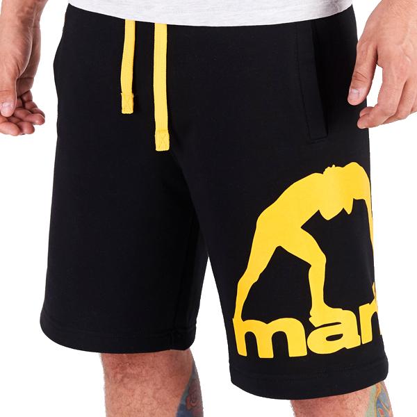 Тренировочные шорты Manto Combo MantoСпортивные штаны и шорты<br>Тренировочные (прогулочные) шорты Manto Combo. Шорты ВЫСОЧАЙШЕГО качества. Имеются боковые и задний карман. Отлично подойдут как для тренировок в зале, так и в качестве прогулочного варианта. Шорты очень мягкие, приятные на ощупь, но при этом очень прочные. Состав: хлопок. Уход: машинная стирка в холодной воде, не отбеливать.<br><br>Размер INT: XL