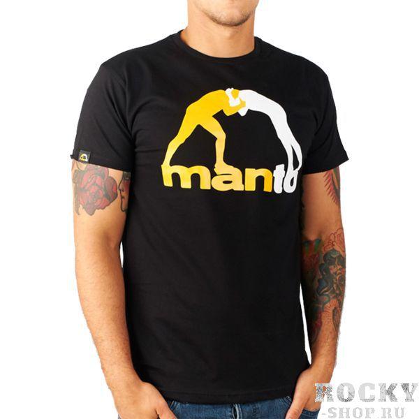 Футболка Manto Classic MantoФутболки<br>Футболка Manto Classic. Состав: 100% хлопок.<br><br>Размер INT: S
