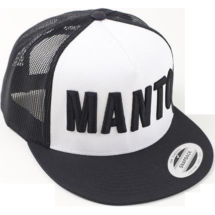 Бейсболка Manto Eazy MantoБейсболки / Кепки<br>Бейсболка Manto Eazy. Стильная бейсболка с широким прямым козырьком от Manto. Размер регулируется застёжкой. Отличная вентиляция за счет сетки на задней части бейсболки.<br>