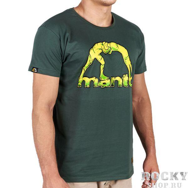 Футболка Manto Stone MantoФутболки<br>Футболка Manto Stone. Классика от Manto. Состав: 100% хлопок.<br><br>Размер INT: XL