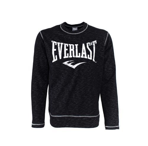 Футболка Everlast Gym с длинным рукавом, Черная EverlastФутболки<br>Футболка Everlast Gym с длинным рукавомКлассика боксёрского бренда EverlastСостав: 78% хлопок, 22% полиэстер.<br><br>Размер INT: XXL