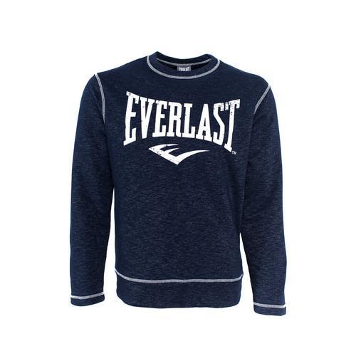 Футболка Everlast Gym с длинным рукавом, Синяя EverlastФутболки<br>Футболка Everlast Gym с длинным рукавомКлассика боксёрского бренда EverlastСостав: 78% хлопок, 22% полиэстер.<br><br>Размер INT: XXL