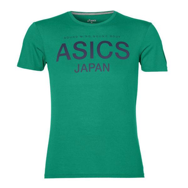 Купить Футболка Asics 141100 5007 logo top (арт. 18214)