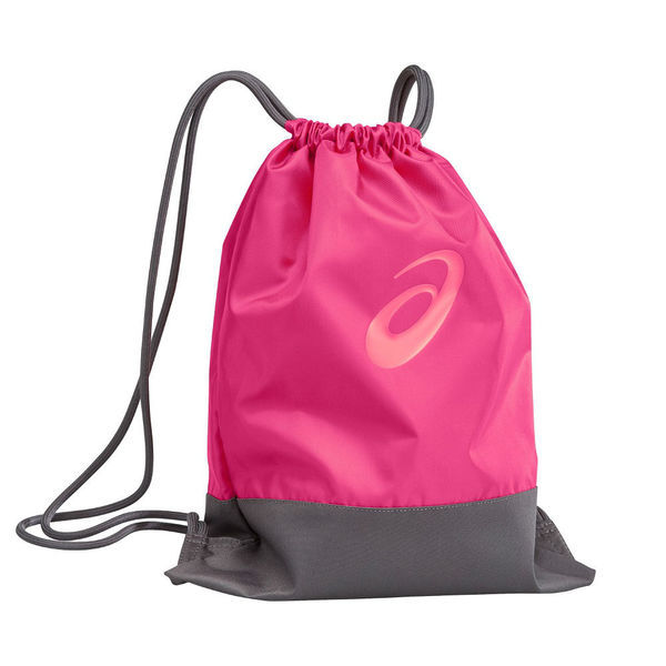 Сумка-мешок для обуви ASICS 133224 0667 TR CORE GYM SACK  AsicsСпортивные сумки и рюкзаки<br>Сумка-мешок для обуви ASICS 133224 0667 TR CORE GYM SACK•Сумка-мешок для спортивной обуви, сменной одежды или полотенца выполнена на 100% из полиэстера. •Технологичный прочный материал обладает отличными влагоотводящими свойствами. •Светоотражающие элементы для повышения уровня безопасности передвижения в темное время суток. •Размеры (Ш х В): 36 х 46 см.<br>