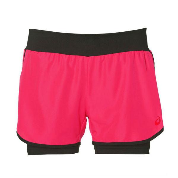 Купить Беговые шорты Asics 141124 0688 2in1 short (арт. 18236)