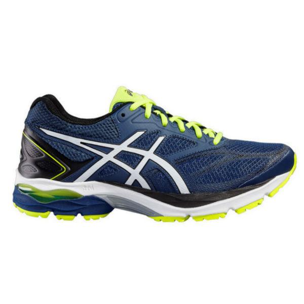 Кроссовки беговые мужские ASICS T6E1N 5801 GEL-PULSE 8 AsicsКроссовки<br>Беговые кроссовки ASICS T6E1N 5801 GEL-PULSE 8ASICS GEL-PULSE 8 - беговые кроссовки для спортсменов и любителей бега с нейтральным типом пронации для ежедневных тренировок в спокойном темпе. Сетчатый верх усилен в местах максимального износа и деформаций накладками из синтетической кожи, что обеспечивает удобную мягкую посадку с отличной воздухопроницаемостью. Симметричная шнуровка способствует регулировки плотности посадки. Вынимаемая стелька изготавливается из легкой пены EVA, которая поглощает силу удара и способствует равномерному распределению нагрузок по подошве стопы. При необходимости эту стельку можно заменить на ортопедическую. При изготовлении промежуточной подошвы используется легкая пена SpEVA, которая отличается легким весом, хорошо поглощает силу удара. SpEVA 45 представляет собой мягкую и стабильную платформу, которая обладает великолепными амортизирующими свойствами и высокой прочностью. Применение инновационной системы амортизации Forefoot/Rearfoot GEL Cushioning System способствует гашению ударных нагрузок за счет использования специального силикона Asics Gel, который располагается в передней и задней части промежуточной подошвы. Применение технологии Guidance Line способствует воспроизведению идеальной траектории давления на стопу и позволяет ноге двигаться более естественно, делая бег менее травматичным и энергозатратным. Система Guidance Trusstic, которая интегрируется в конструкцию промежуточной подошвы для повышения эффективности отталкивания, обеспечивая структурную целостность средней части подошвы. Твердая резиновая подошва AHAR обеспечивает отличное сцепление с дорогой, а материал подметки AHAR+ отличается повышенной прочностью и долговечностью, гарантируя долгий срок эксплуатации кроссовок. Технологии, использованные в модели ASICS GEL-PULSE 8:•Rearfoot and Forefoot Gel Cushioning System. Гель в носочной и пяточной части. В основе системы ASICS GEL лежит специальный