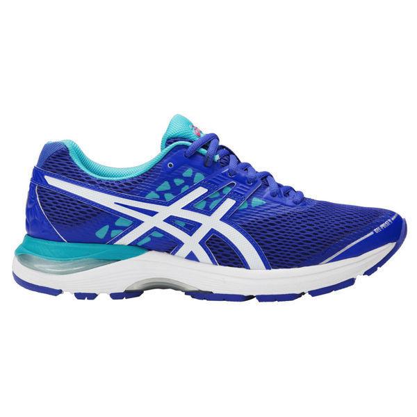 Кроссовки беговые женские Asics t7d8n 4801 gel-pulse 9 AsicsКроссовки<br>Беговые кроссовки ASICS T7D8N 4801 GEL-PULSE 9ASICS GEL-PULSE 9 - женские кроссовки для бега ASICS по асфальту или беговой дорожке. Данная модель - оптимальный выбор для бегунов со средним весом для различных тренировок. Это обувь может стать хорошим спутником на различных пробежках во время подготовки к марафону. Модель претерпела изменения в текстильной части и стала более удобной. Текстильная часть модели выполнена их эластичной сетчатой материи и не имеет швов, благодаря чему снижается риск микротравм и улучшается посадка обуви по ноге. Симметричная шнуровка, высокий задник и плотный язычок надежно фиксируют стопы во время движения. Средняя часть подошвы с технологией SpEVA и Guidance line обеспечивают равномерность при ходьбе от начала и до конца. Направляющая линия Guidance Line делает подошву целостной и стабильной. Промежуточная подошва изготовлена из пенного композита SpEVA 45. Пена дает хороший уровень амортизации, способствует возврату энергии и прекрасно восстанавливает форму. Систему амортизации усиливает силиконовый гель, расположенный в зоне пятки и носка, который минимизирует вертикальную нагрузку на суставы. Подошва оснащена канавками гибкости, благодаря чему создается реальное ощущение поверхности. Жесткая пластина Trusstic препятствует скручиванию стопы внутрь. Наружная часть подошвы обработана специальным составом резины AHAR RIDE +, обладающей увеличенным запасом прочности. Съемная стелька, изготовленная из пенистого материала, обеспечивает мягкость при каждом шаге. Перепад между пяткой (23 мм) и носком (13 мм) составляет 10 мм. Вес женской версии данной модели 235 грамм. Технологии, использованные в модели ASICS GEL-PULSE 9: •Rearfoot and Forefoot Gel Cushioning System. Гель в носочной и пяточной части. В основе системы ASICS GEL лежит специальный вид силикона, который поглощает удар. Вставки из геля расположены в стратегически важных местах в промежуточной подошве. •Guida