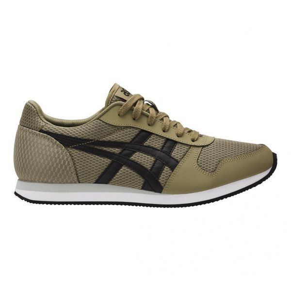 Обувь спортивная мужская ASICS HN7A0 0890 CURREO ll AsicsКроссовки<br>Спортивная обувь ASICS HN7A0 0890 CURREO ll ASICS CURREO - удобная практичная обувь для повседневной носки, новая интерпретация классической модели в стиле 80-x. У кроссовок предусмотрена усовершенствованная подошва EVA, которая обеспечивает дополнительную гибкость и амортизацию, а также отделка контрастными фирменными полосками, похожими на полосы тигра, что придает кроссовкам стильный хищный дизайн. Характерной особенностью является конструкция подошвы, которая придает модели ощущение легкости при носке. Внешняя подошва обеспечивает дополнительную гибкость и амортизацию, в то время как носовая и пяточная часть - для дополнительной износостойкости. Данная модель идеально подходит как для занятий бегом, так и для повседневной носки, съемная стелька с антибактериальной пропиткой обеспечит комфортный и здоровый климат внутри спортивной обуви. Технологии, использованные в модели ASICS CURREO:•EVA. Легкий эластичный материал подошвы, обладающий великолепными амортизирующими свойствами и высокой износостойкостью. •Removable Sockliner. Съемная стелька с антибактериальной пропиткой из вспененного материла при необходимости может быть заменена на ортопедическую.<br><br>Размер INT: 7