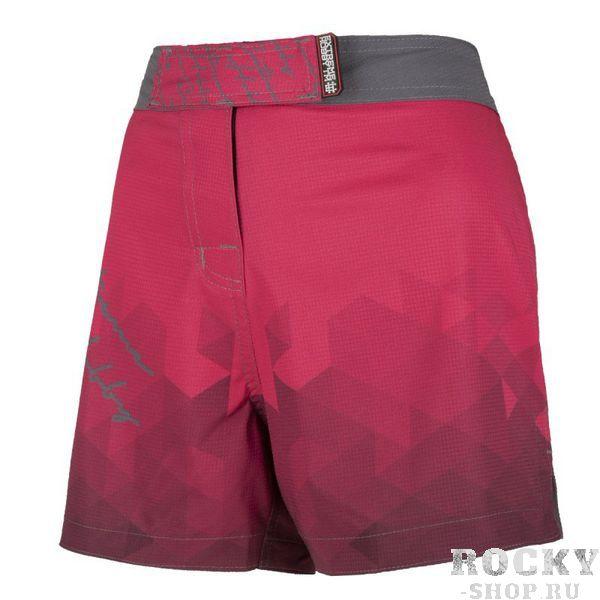 Шорты спортивные женские rapid (малиновый) Extreme HobbyСпортивные штаны и шорты<br>Ультралегкие женские шорты, изготовленные по спец технологии сплетения полиэфирного волокна с техникой рип-стоп . Чрезвычайно прочные с очень низкой поверхностной плотностью. Эластичная ткань обеспечивает свободу движений во время интенсивных тренировок . Шорты приятны на ощупь. Не впитывают влагу и не теряют цвет из-за УФ-излучения (рисунки не выцветают на солнце). <br>КОЛЛЕКЦИЯ: SPORT<br>ЦВЕТ: РОЗОВЫЙ<br>МАТЕРИАЛ: 82% ПОЛИЭСТЕР 18% ЭЛАСТАН<br><br>Размер INT: L