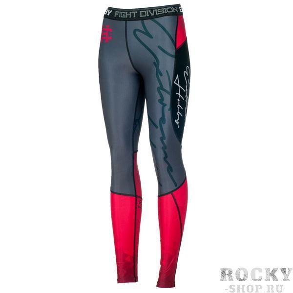 Штаны компрессионные женские RAPID (малиновый) Extreme HobbyКомпрессионные штаны / шорты<br>Леггинсы изготовлены из высококачественного материала. Водоотталкивающая ткань оставляет тело сухим, а мыщцы разогретыми. Логотипы нанесены по технологии сублимации, благодаря чему рисунок не трескается и не царапает тело. Специальная резинка на талии предотвращает соскальзываение во время боя.<br><br>Размер INT: L