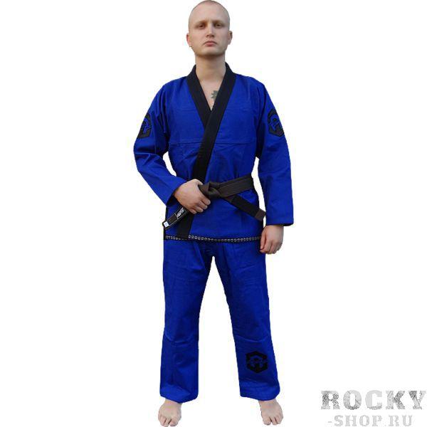 Кимоно для БЖЖ Absolute Weapon Basic Blue Absolute WeaponЭкипировка для Джиу-джитсу<br>Кимоно для BJJ (бразильское джиу-джитсу) Absolute Weapon Basic Blue. Лаконичный дизайн и хорошее соотношение цена/качество. - Плотность 450 GSM; - Тип плетения - Pearl Weave; - В области колен штаны дополнительно укреплены; - Воротник, наполнен пеной ЕВА для более быстрого высыхания и комфорта. Подойдет для соревнований различного уровня. Куртка ги сделана из цельного куска ткани (без швов на спине)! Штаны на шнурке; на поясе - допонительные петли для того, чтобы шнурок держал штаны прочно; При стирке в горячей воде возможна усадка порядка 5%. Стирать ги рекомендуется в мягкой воде до 30 градусов без отбеливателя. Состав: 100% хлопок высокого качества. Пояс в комплект не входит. Данное кимоно поставляется в небольшой удобной фирменной сумке. Уход: машинная стирка в холодной воде, деликатный отжим, не отбеливать.<br><br>Размер: A3