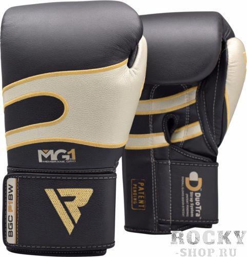 Боксерские перчатки RDX Bazooka BLACK WHITE, 16 OZ RDXБоксерские перчатки<br>Перчатки из натуральной кожи. Идеальные перчатки для любой высокоинтенсивной ударной тренировки, они выложены двумя отдельными слоями запатентованной пены EVA-LUTION ™; Один на внешней стороне и один на внутренней стороне вашей руки. Эти слои работают, чтобы смягчить ваши суставы и равномерно рассеять любые тяжелые удары. Двойные слои пены EVA-LUTION ™ обеспечивают беспрецедентную защиту перчаток. Хорошо вентилируемые благодаря прочной вентиляционной сетки Cool-XЗастегиваются с использованием запатентованного механизма Velcro Quick-EZ, обеспечивающего надежную подгонку по руке спортсмена.<br>