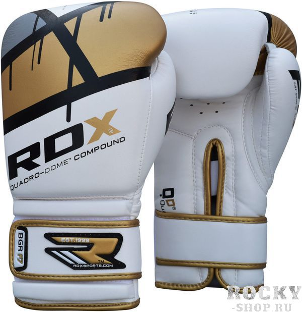 Боксерские перчатки RDX Ego GOLD, 10 OZ RDXБоксерские перчатки<br>Боксерские перчатки RDX. Перчатки для бокса RDX с использованием наполнителя технологии Gel Tech. Специально разработанные вентиляционные отверстия на ладони обеспечивают циркуляцию воздуха и сухость перчаток во время всей тренировки. Универсальные перчатки идеально подходят как для легких спаррингов так и для жесткой работы по мешкам и лапам. Качество этого продукта предопределило выбор многих профессионалов.<br>