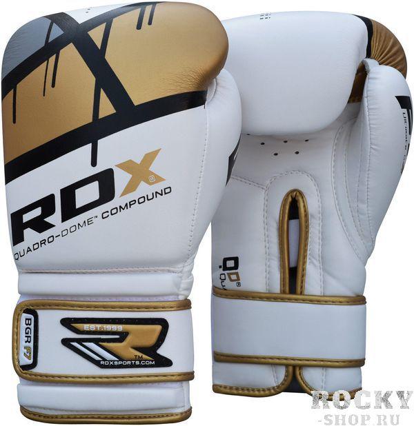 Купить Боксерские перчатки RDX Ego GOLD 14 oz (арт. 18827)