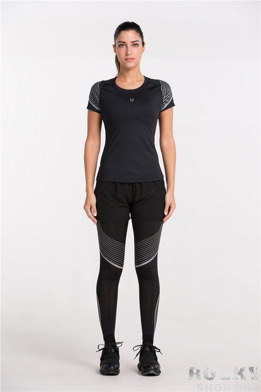 Женская тренировочная футболка Vansydical FBF70206 Vansydical