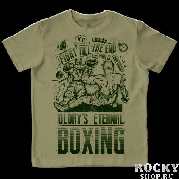 Футболка Boxing Max ExtremeФутболки<br>Ткань футболки высочайшего качества, очень приятна к телу. Она почти не теряет своей формы и не садится на протяжении долгих лет регулярной носки. Нанесение рисунка на ощупь почти не чувствуется, не стирается и не выгорает. Со временем он не теряет своей яркости. Материал: 100% хлопок, гребенная пряжа (пенье), 170 г/мНанесение: водная и вытравная печать<br><br>Размер INT: L