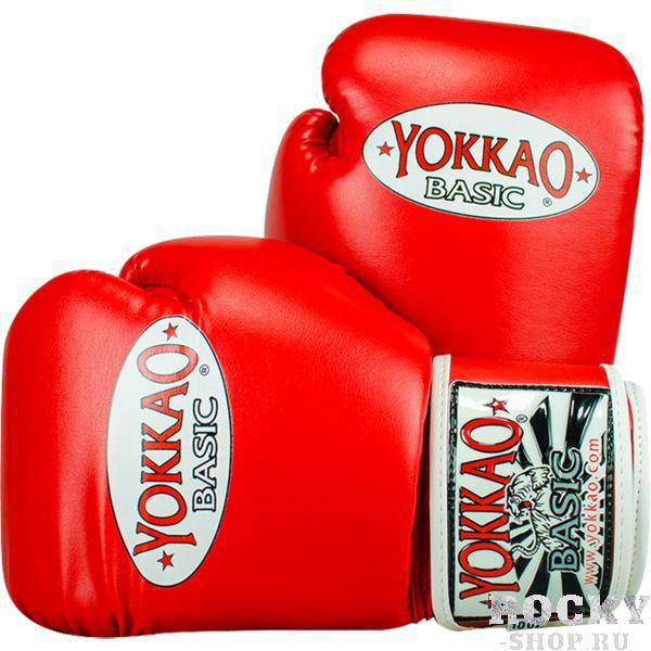 Купить Боксерские перчатки Yokkao Basic 12 oz yokboxglove033