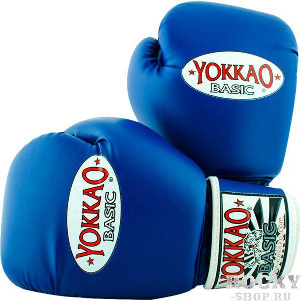 Купить Боксерские перчатки Yokkao Basic 12 oz (арт. 19497)
