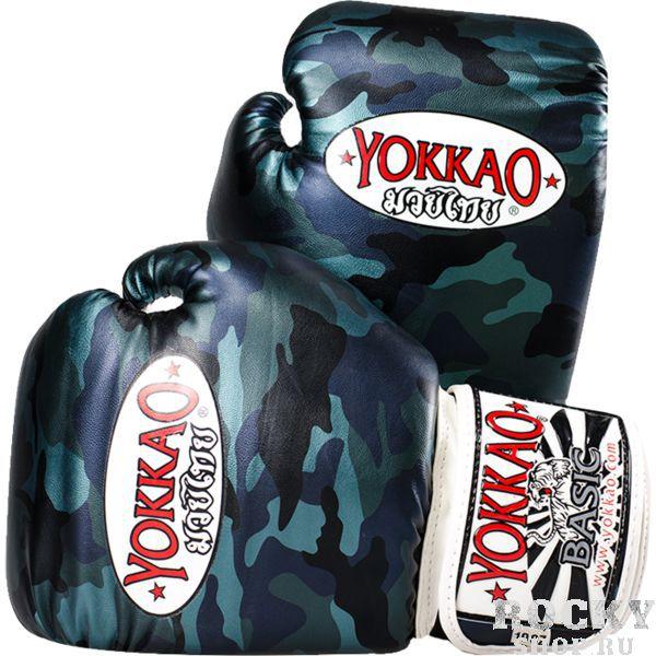 Купить Боксерские перчатки Yokkao Navy Seal 12 oz (арт. 19499)
