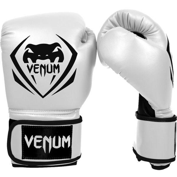 Боксерские перчатки Venum Contender, 8 oz VenumБоксерские перчатки<br>Боксерские перчатки Venum Contender. Великолепное соотношение цена/качество! Отлично защищают руку! Очень хорошо сидят на руке. Широкая застежка с резинкой, обеспечивает надежную фиксацию перчаток Venum на запястье. Внутренний наполнитель - пена для лучшей амортизации удара. Подходят и для тренировок по боксу, мма, тайскому боксу, работы на мешках, а также для соревнований определённого уровня.<br>