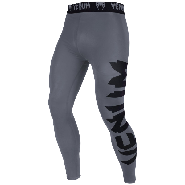 Компрессионные штаны Venum Giant VenumКомпрессионные штаны / шорты<br>Компрессионные штаны Venum Giant. С этими компрессионками от Venum вы будете думать только о тренировочном процессе, не отвлекаясь на неприятные ощущения в мышцах ног. Предназначены для улучшения кровообращения в мышцах, что, в свою очередь, способствует уменьшению времени на восстановление полной работоспособностимышцы. Прекрасно сидят на любом теле, хорошо тянутся, абсолютно НЕ сковывают движения. Очень приятная на ощупь ткань. Штаны Venum достаточно быстро сохнут. Плоские швы не натирают кожу. Предназначены для занятий самыми различными единоборствами, кроссфитом, фитнесом, железным спортом и т. д. . Уход: Машинная стирка в холодной воде, деликатный отжим, не отбеливать.<br><br>Размер INT: XS