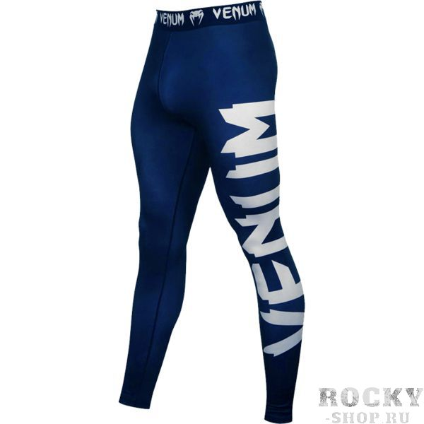 Компрессионные штаны Venum Giant VenumКомпрессионные штаны / шорты<br>Компрессионные штаны Venum Giant. С этими компрессионками от Venum вы будете думать только о тренировочном процессе, не отвлекаясь на неприятные ощущения в мышцах ног. Предназначены для улучшения кровообращения в мышцах, что, в свою очередь, способствует уменьшению времени на восстановление полной работоспособностимышцы. Прекрасно сидят на любом теле, хорошо тянутся, абсолютно НЕ сковывают движения. Очень приятная на ощупь ткань. Штаны Venum достаточно быстро сохнут. Плоские швы не натирают кожу. Предназначены для занятий самыми различными единоборствами, кроссфитом, фитнесом, железным спортом и т. д. . Уход: Машинная стирка в холодной воде, деликатный отжим, не отбеливать.<br><br>Размер INT: L