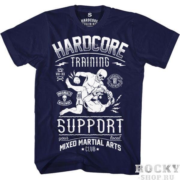 Купить Футболка Hardcore Training MMA (арт. 19687)