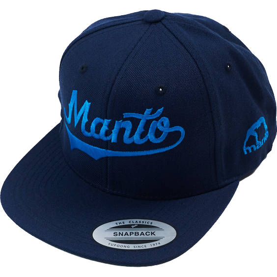 Бейсболка Manto Number One MantoБейсболки / Кепки<br>Бейсболка Manto Number One. Стильная бейсболка с широким прямым козырьком от Manto. Логотип на бейсболке - вышивка! Размер регулируется застёжкой. Состав: хлопок.<br>