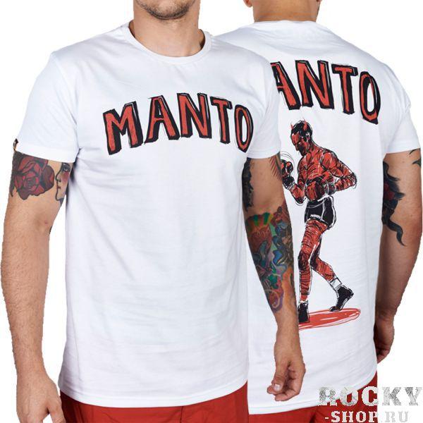 Футболка Manto Devil MantoФутболки<br>Футболка Manto Devil. Состав: 100% хлопок.<br><br>Размер INT: S