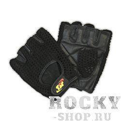Купить Перчатки для фитнеса TSP-MFG-01, мужские TSP чёрные (арт. 20)