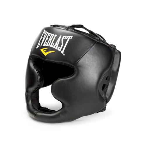 Шлем боксерский Everlast Martial Arts PU Full Face, LXL Everlast