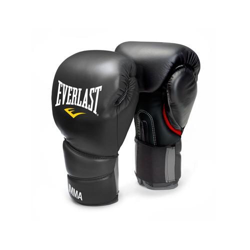Купить Перчатки боксерские Everlast Protex2 Muay Thai 12 oz (арт. 2006)