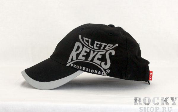 Бейсболка с эмблемой Cleto Reyes , Черный, Размер O/S Cleto ReyesБейсболки / Кепки<br>Бейсболка с эмблемой Cleto Reyes <br>  Металическая застежка  Произведено из 100% хлопка<br>