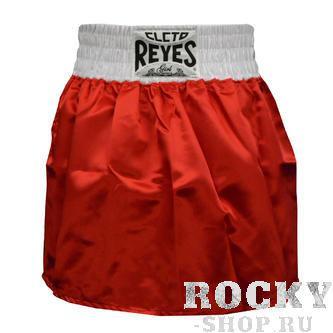 Женская юбка для бокса, Красный Cleto ReyesШорты для бокса<br>Материал - хлопок/сатин, невесомый и мягкий  Максимально гарантирует свободу движений  Разработано специально для женщин<br><br>Размер INT: Размер S
