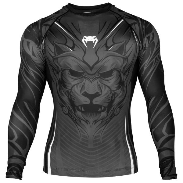 Купить Рашгард Venum Bloody Roar Black/Grey L/S PSn-venrash0123