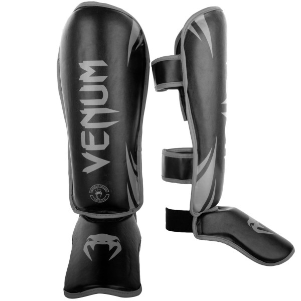 Купить Щитки Venum Challenger Neo Black/Grey (арт. 20628)