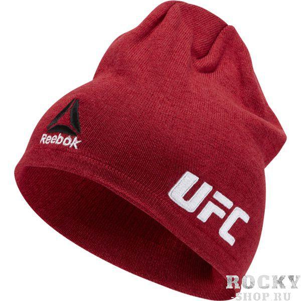 Шапка Reebok UFC Fan Lightweight ReebokШапки<br>Шапка Reebok UFC Fan Lightweight. Размер - универсальный. Эластичная ткань и минимальное количество швов гарантируют комфорт и отличную посадку. Благодаря облегающей посадке надежно защищает от холода. Материал: 52% акрил / 28% хлопок / 20% нейлон.<br>