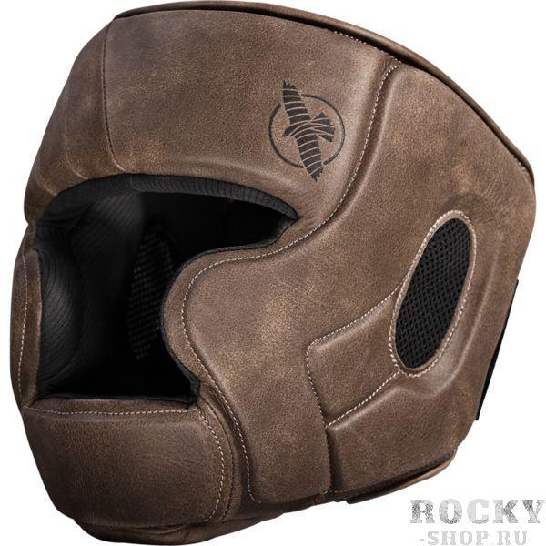 Шлем Hayabusa T3 Kanpeki HayabusaБоксерские шлемы<br>Шлем Hayabusa T3 Kanpeki. Лимитированная серия экипировки премиум класса. Новейший бойцовский шлем T3 обеспечивает еще больший комфорт и более широкий угол обзора для бойца. Самый современный шлем на сегодняшний момент, разработанный компанией Hayabusa. Это самый инновационный метод защиты головы спортсмена, совмещающий не только превосходные качества посадки, но и обладающий превосходной системой закрытия. Шлем испытывался на предмет сдерживания максимально сильных ударов. Кроме того, шлем оснащен прекрасной защитой подбородка бойца, обеспечивающей комфорт, защиту и максимальное прилегание. Шлем прекрасно дышит и не позволяет влаге скапливаться в районе головы. Отлично закрывает слабое место – ухо бойца! Удивительно легкий и функциональный. Внешняя часть шлема выполнена из натуральной кожи.<br>