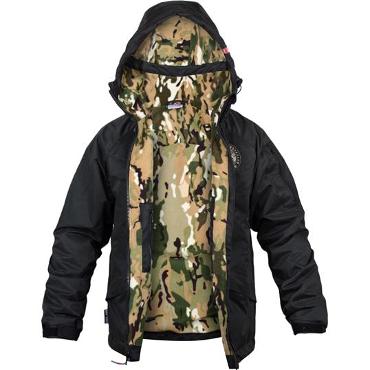 Купить Куртка Варгградъ Чёрная Осень-Зима Варгград (арт. 20933)
